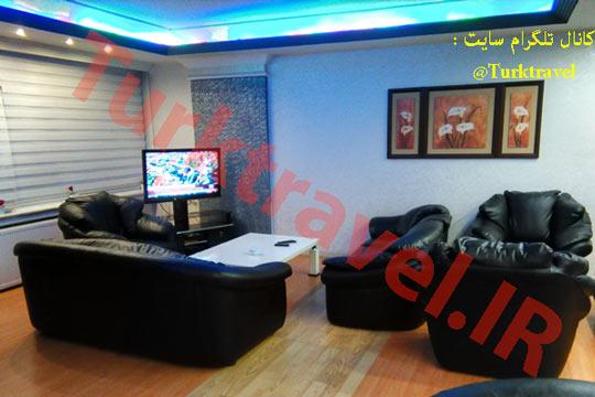 لابی هتل Fuat