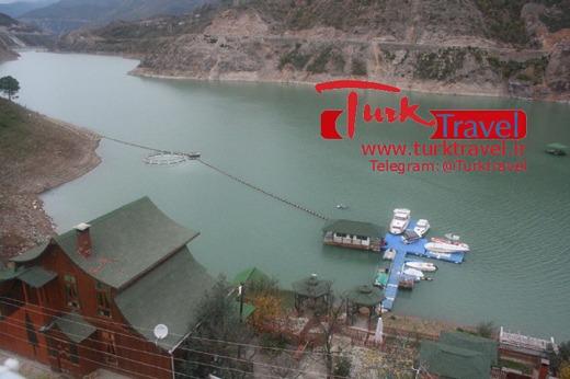 دریاچه های طبیعی ترکیه
