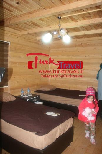 هتلهای جنگلی در ترکیه