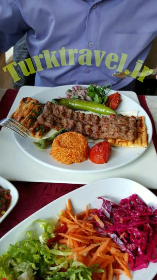 آدانا کباب ترکیه
