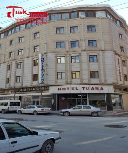 هتل ماوی توانا - سفرنامه نوروزی وان از خانم مهرنوش