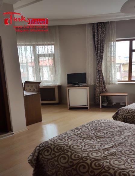 رزرو اینترنتی هتل در وان - سفرنامه نوروزی وان از خانم مهرنوش