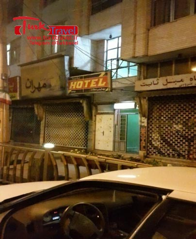 هتل های سه ستاره وان - سفرنامه نوروزی وان از خانم مهرنوش