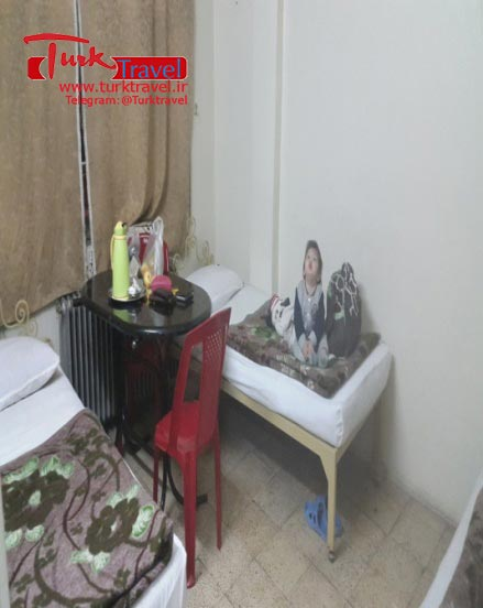 سیستم گرمایشی هتلهای وان - سفرنامه نوروزی وان از خانم مهرنوش