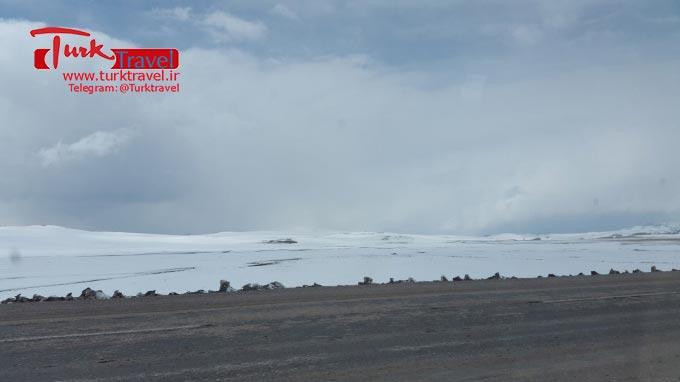 مسیر رازی به وان - سفرنامه نوروزی وان از خانم مهرنوش