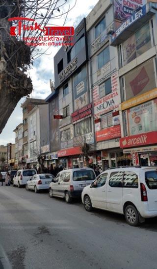 خرید پوشاک از وان ترکیه - سفرنامه نوروزی وان از خانم مهرنوش