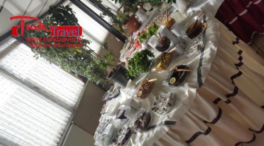هزینه یک وعده غذا در وان ترکیه - سفرنامه نوروزی وان از خانم مهرنوش