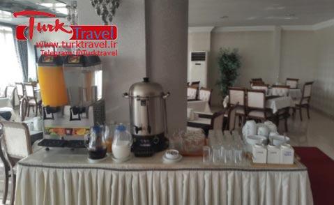 چای و آبمیوه رایگان در هتلهای ترکیه - سفرنامه نوروزی وان از خانم مهرنوش