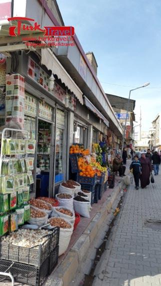 قیمت خشکبار در ترکیه