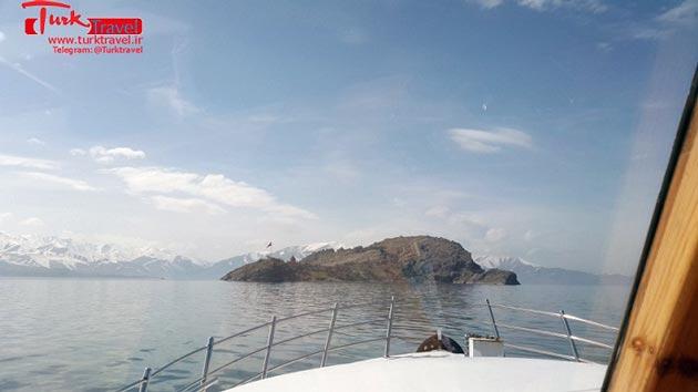 خرید بلیط کشتی جزیره آکدامار