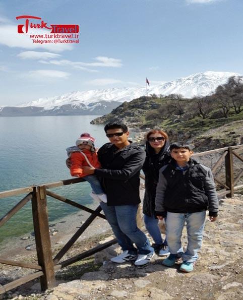 گزارش بازدید از جزیره آکدامار