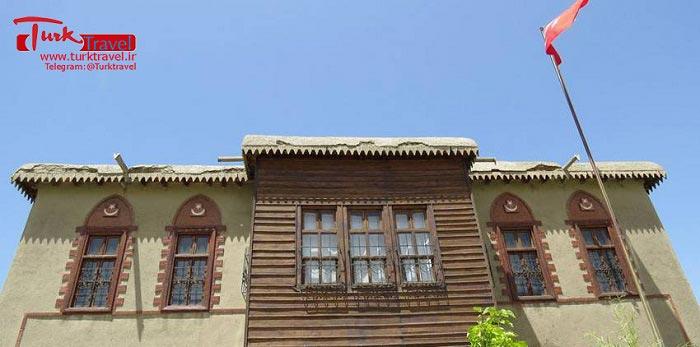 خانه های سنتی در وان ترکیه