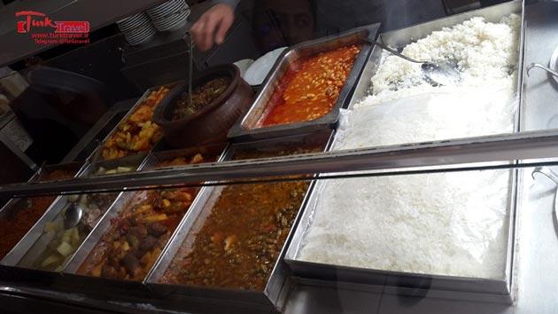 رستوران پیشنهادی برای نهار در وان ترکیه