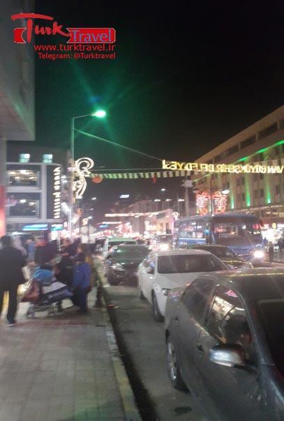 خیابان کاظم کارا بکیر وان