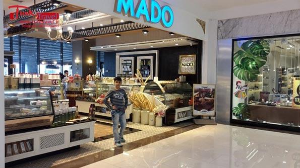 کافه MADO در وان