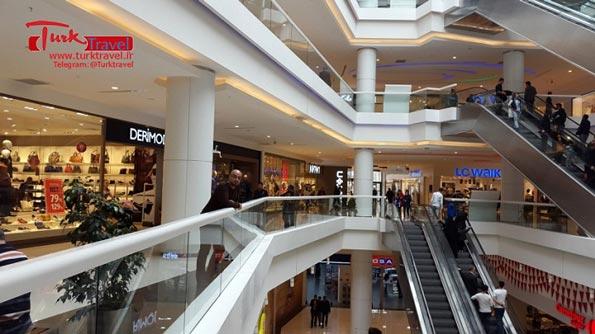 مرکز خرید جدید وان