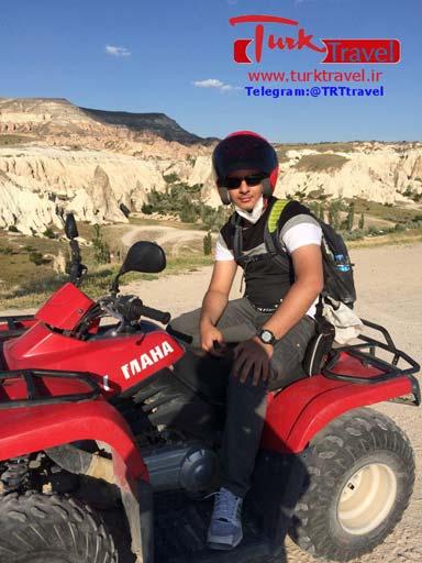 کرایه موتور در ترکیه