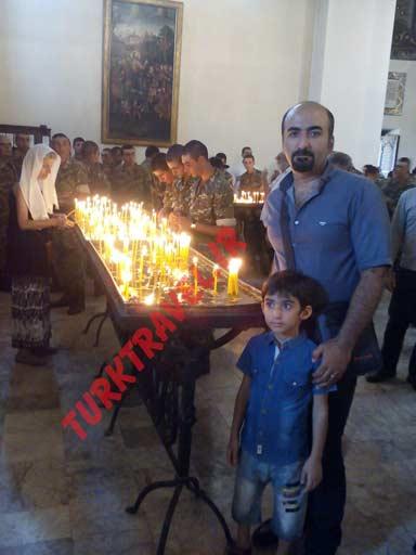 کلیسای اچمیازین ایروان - خاطرات سفر زمینی به ارمنستان
