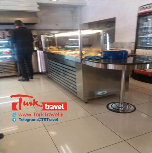 رستوران ترکی در باتومی گرجستان