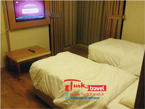 هتل پاناگیا ترابزون - سفر زمینی به ترابزون و باتومی