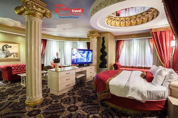 فیستا سوییت در هتل ها