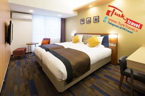 اتاق دو نفره لوکس در هتل های ترکیه