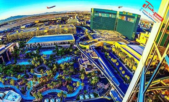بزرگترین هتل دنیا کجاست؟