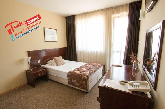 قیمت اتاق سینگل در هتل