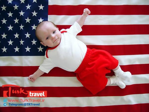 اخذ تابعیت آمریکا