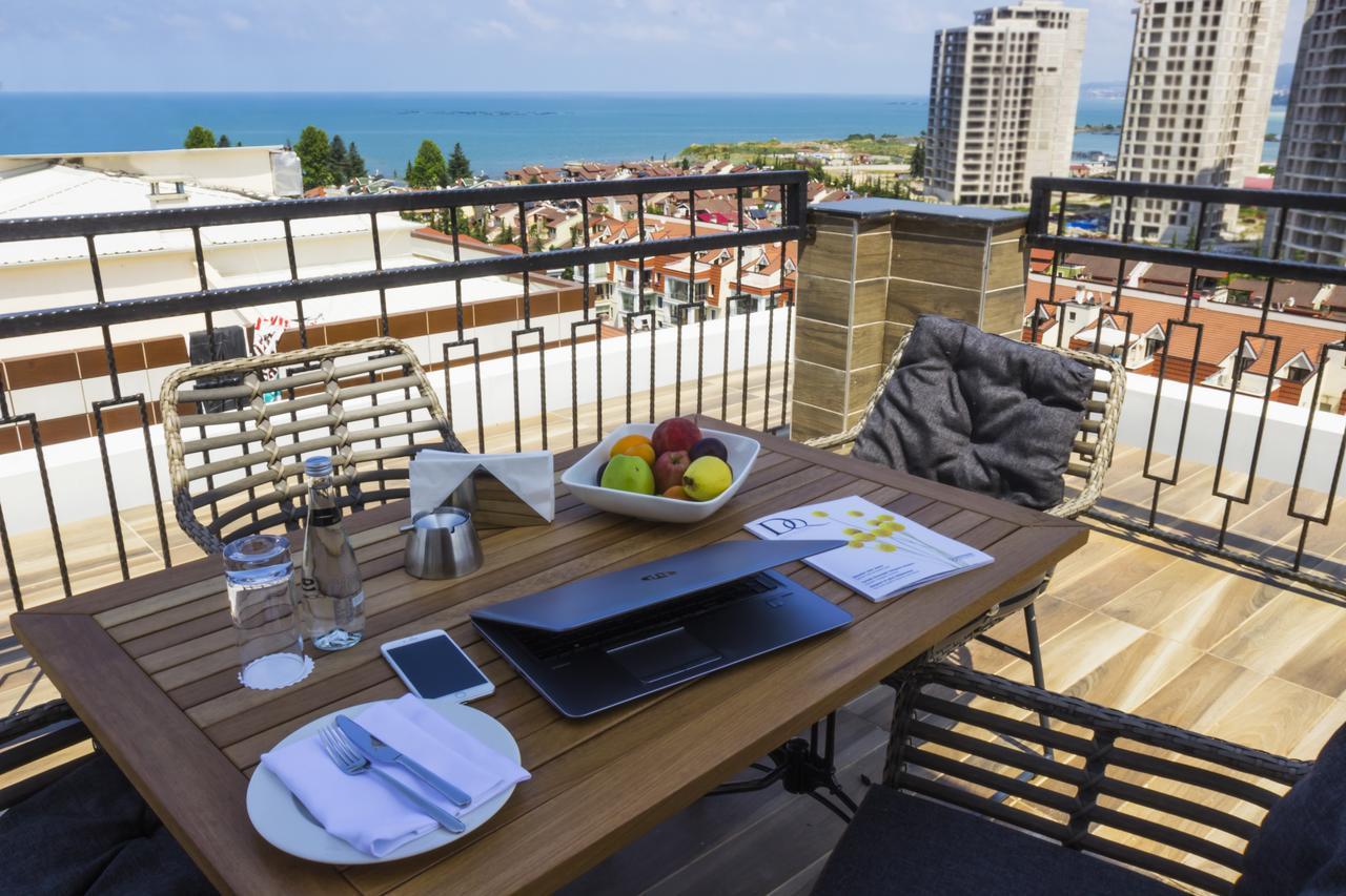 قیمت اتاق در هتلهای ساحلی ترابزون