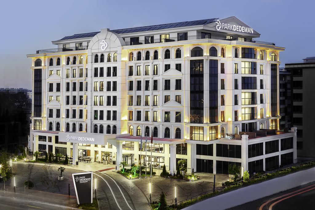 معرفی هتلهای ترابزون