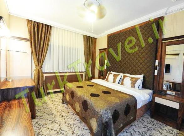 merit sahmaran hotel van