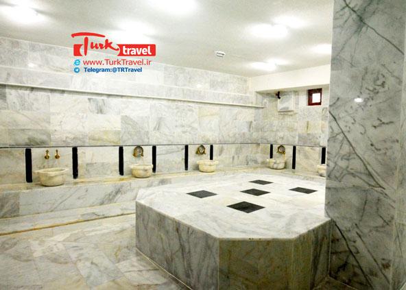 حمام ترکی هتل پارک
