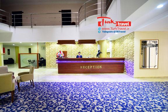 هتل پارک وان ترکیه