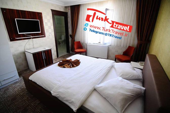 هتل دوسکو وان (Dosco Hotel Van) چند ستاره است؟