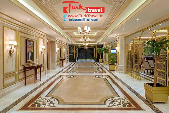 گرانترین هتل وان هتل الیت ورلد وان Elite World