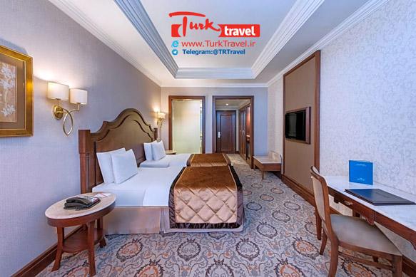 بهترین هتل وان هتل الیت ورلد وان Elite World