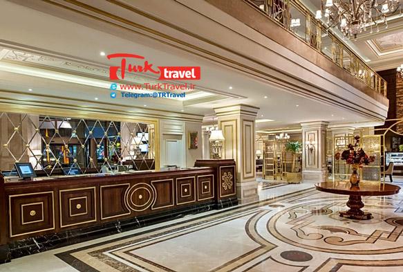 هتل الیت وان ترکیه
