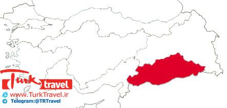 ناحیه آناتولی جنوب شرق( Güneydoğu Anadolu Bölgesi)