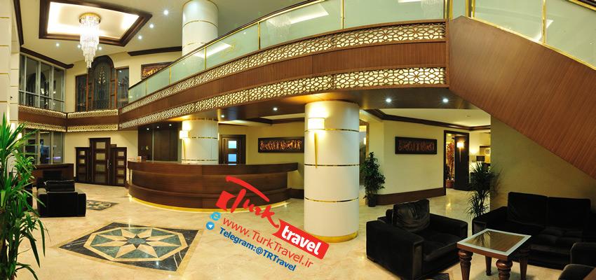 هتل بیوک اورارتو وان - لابی