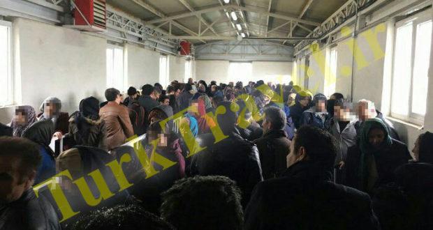 ساعات کاری مرز های ایران و ترکیه