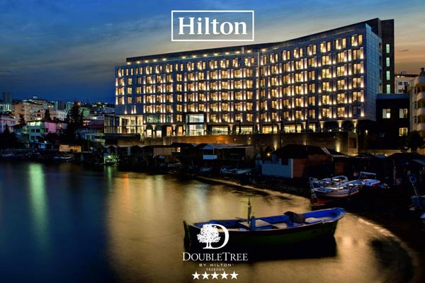 اتاقهای هتل هیلتون ترابزون