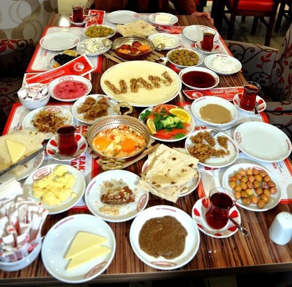 صبحانه معروف وان ترکیه