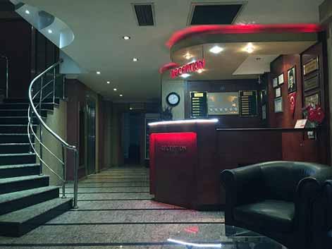 عکسهایی از Eray hotel در ترابزون - سفرنامه زمینی ارزروم و ترابزون ترکیه