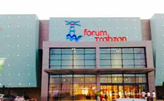 مرکز خرید فروم در ترابزون - سفرنامه زمینی ارزروم و ترابزون ترکیه
