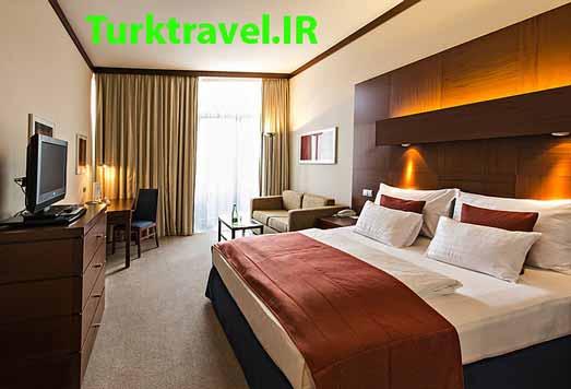 در کدام هتل ترکیه اقامت کنیم؟ اتاق دبل در هتل ها