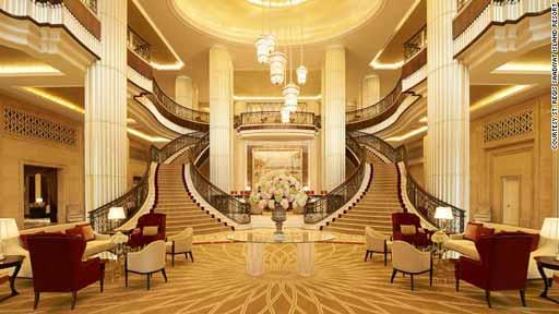 قیمت هتل 5 ستاره در ترکیه. در کدام هتل ترکیه اقامت کنیم؟