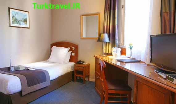 در کدام هتل ترکیه اقامت کنیم؟ مشخصات اتاق تک نفره در هتل ها