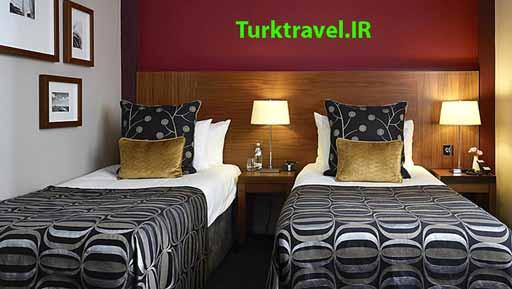 در کدام هتل ترکیه اقامت کنیم؟ اتاق دو نفره در هتل ها
