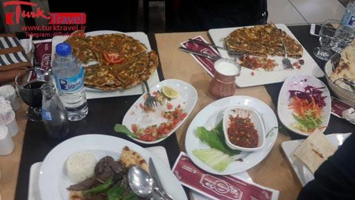 قیمت دونر کباب در ترکیه